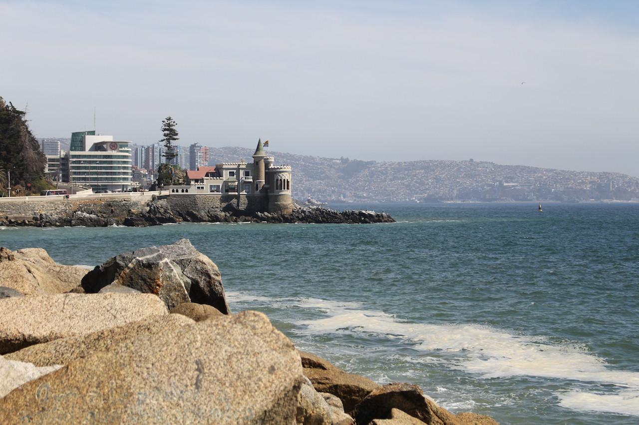 Day trip to Viña del Mar and Valparaíso