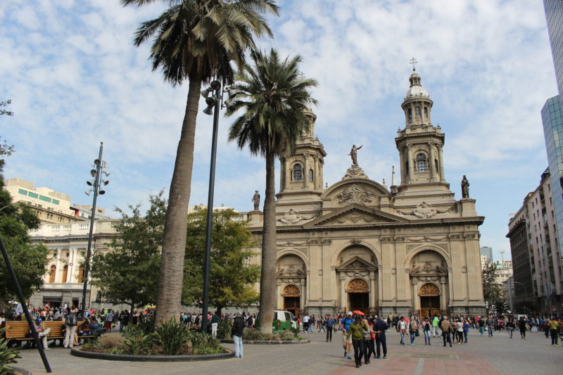 Things to do in Santiago. Santiago Cathedral