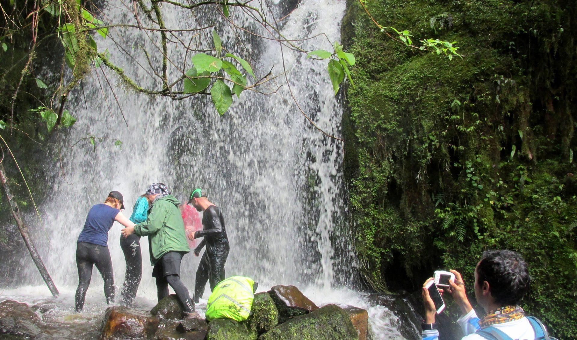 Aventura en los Cerros Orientales