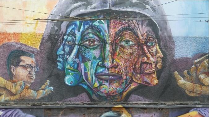 Los Murales De Valparaiso Un Verdadero Museo A Cielo Abierto