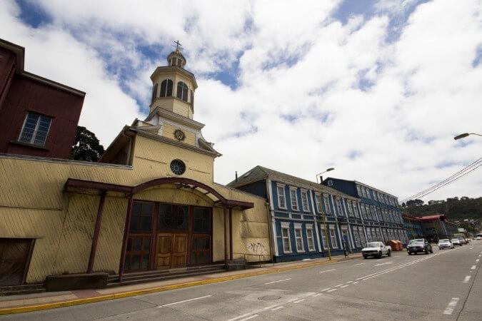 Iglesia Jesuita Puerto Montt
