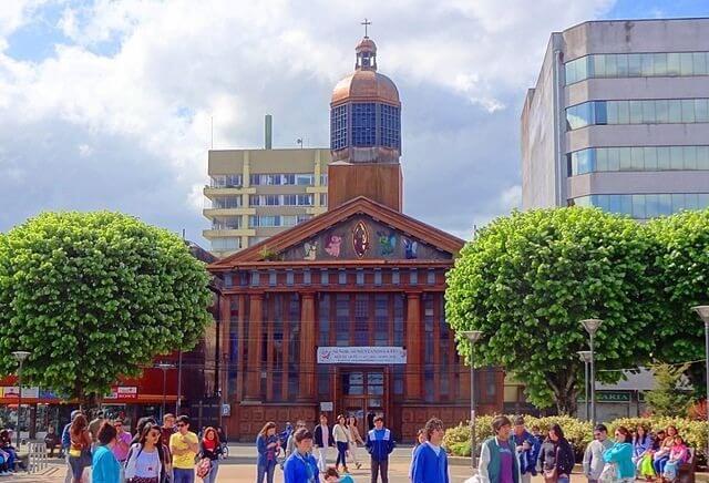 catedral puerto montt