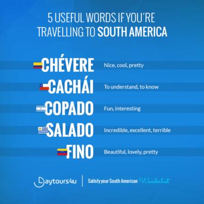 10 Curiosidades Del Español Y Sus Dialectos Que Querrás Conocer Antes De Viajar A Suramérica Daytours4u