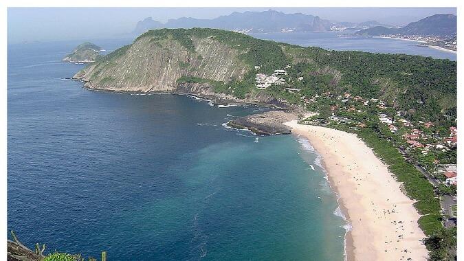 Itacoatiara plages
