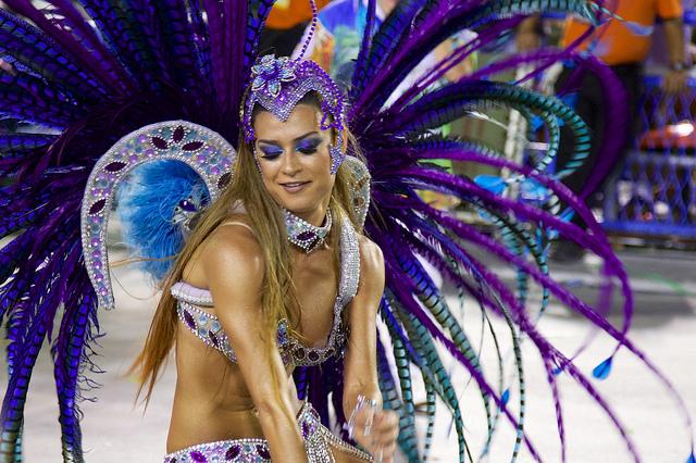 Welcome to the Rio de Janeiro Street Carnival!