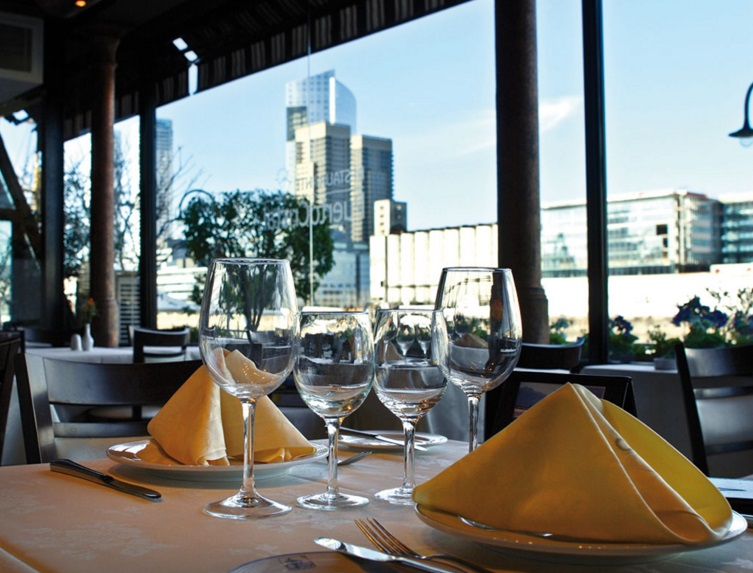 Puerto Cristal restaurant in the elegant neighbourhood of Puerto Madero / Source