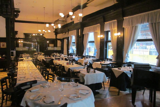 Tango cafes in Buenos Aires
