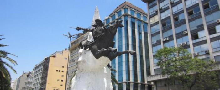 Statue of Don Quixote