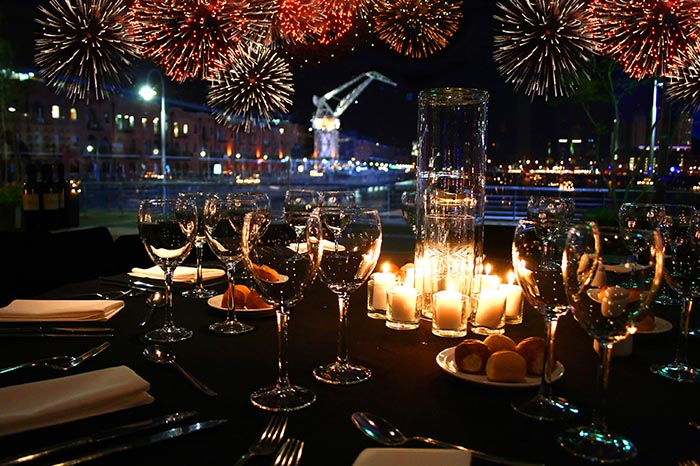 New Year's Eve in Buenos Aires