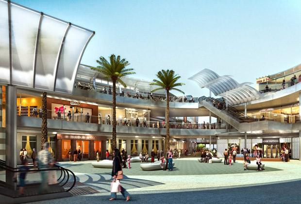 São Conrado Fashion Mall is for the more sophisticated shopper / source