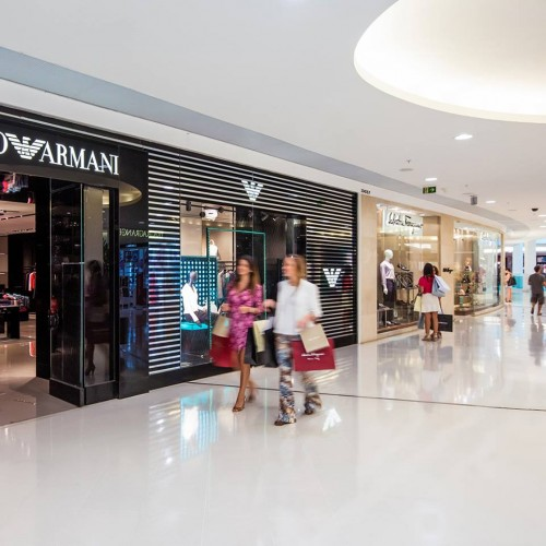 Shopping Leblon features all the most famous brands