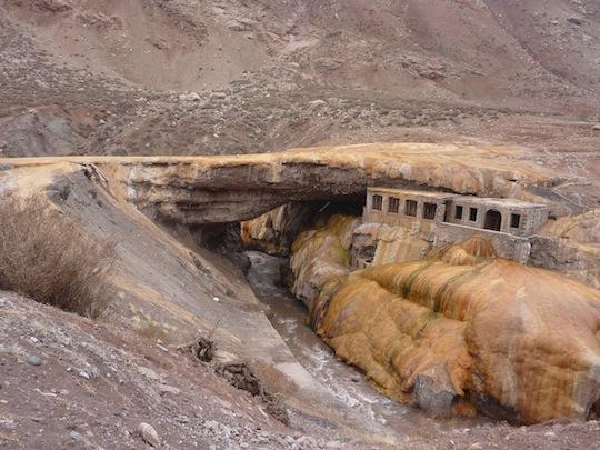 The Inca Bridge