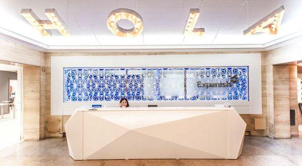 A warm welcome awaits at Expanish / Photo courtesy of Expanish
