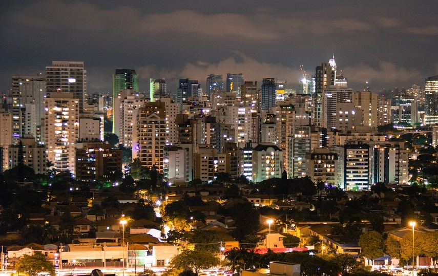 são paulo best urban destination south america