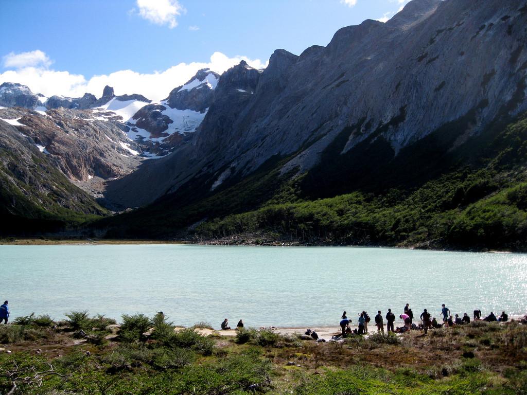 Emerald Lagoon Ushuaia