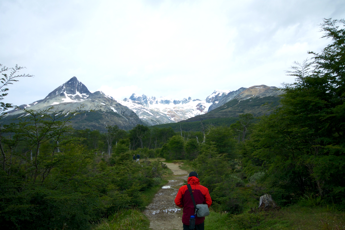 Hiking in Ushuaia
