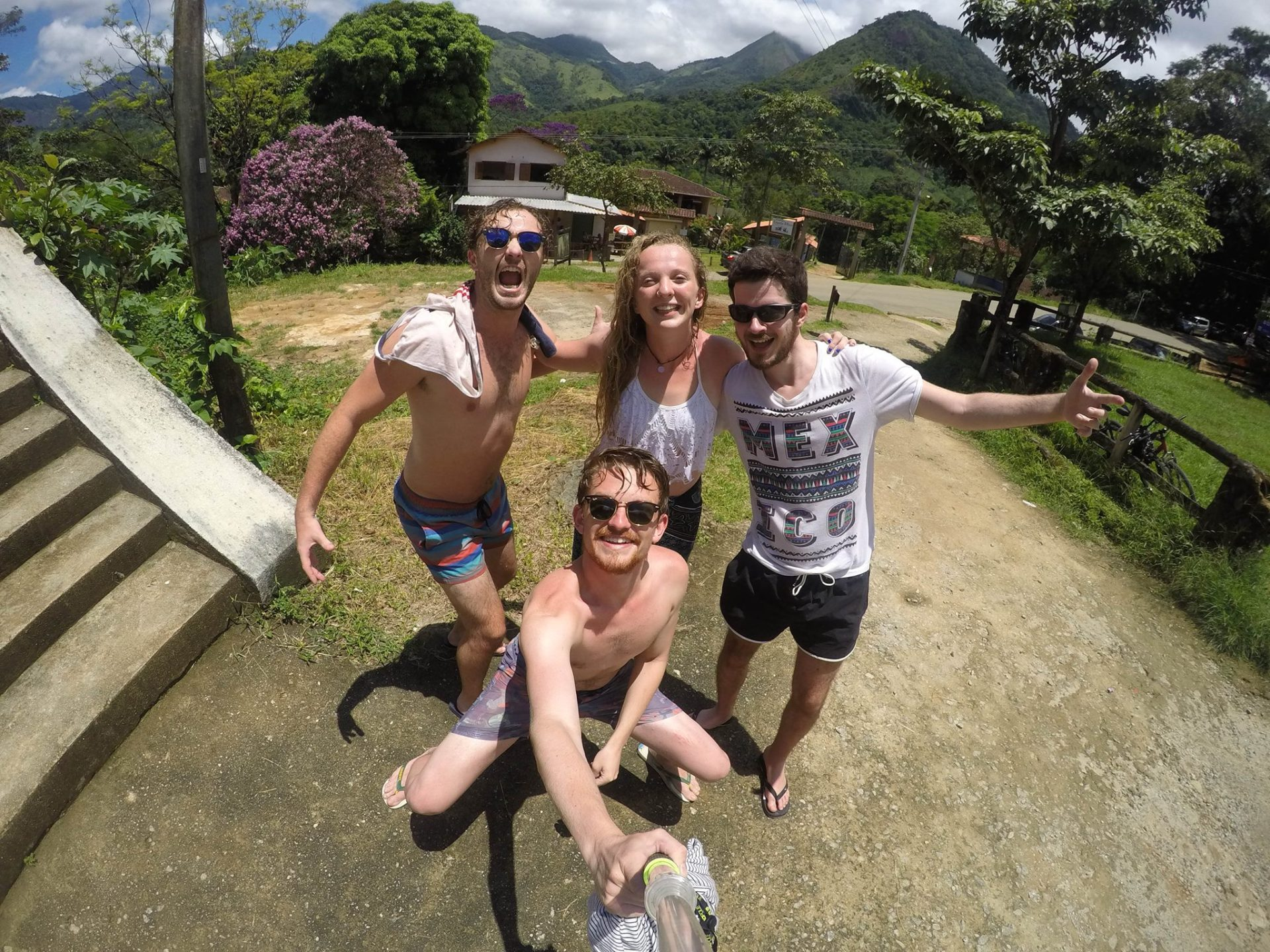 from Rio to Paraty