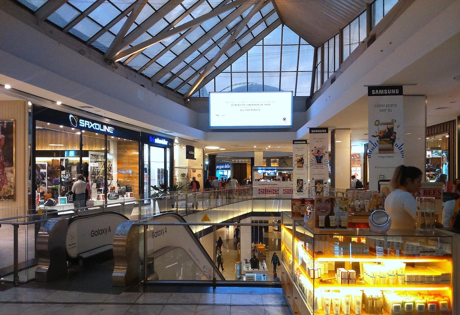 Shopping in Santiago / Chile4u
