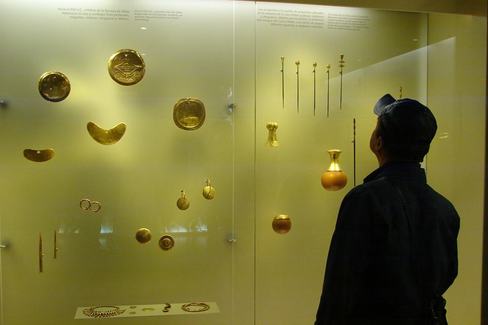 Tourist attractions in Bogotá