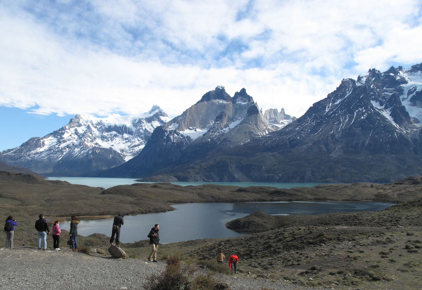 Trip to torres del paine