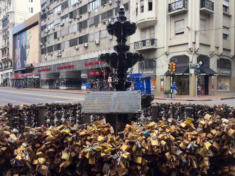 Montevideo's Fountain Lock Bar Facal