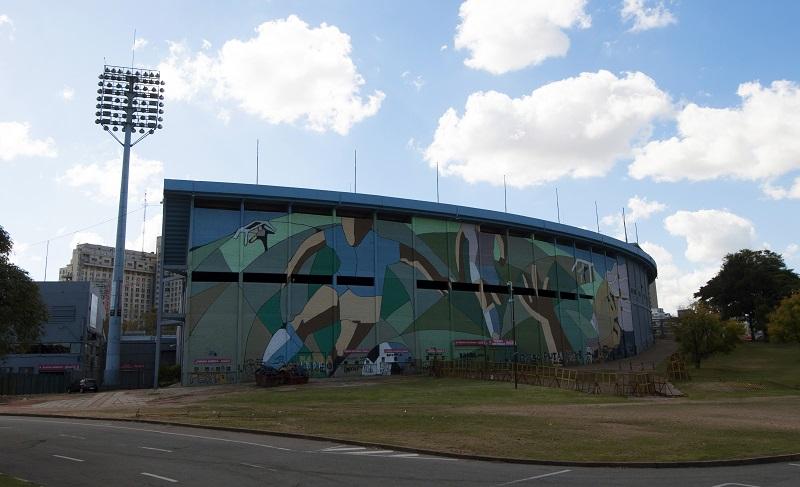 The legendary Centenario Stadium