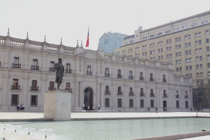 Things to do in Santiago. Casa de la Moneda