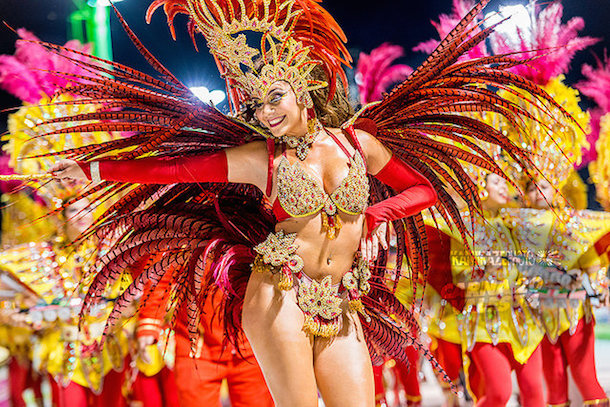 Carnaval en Argentina