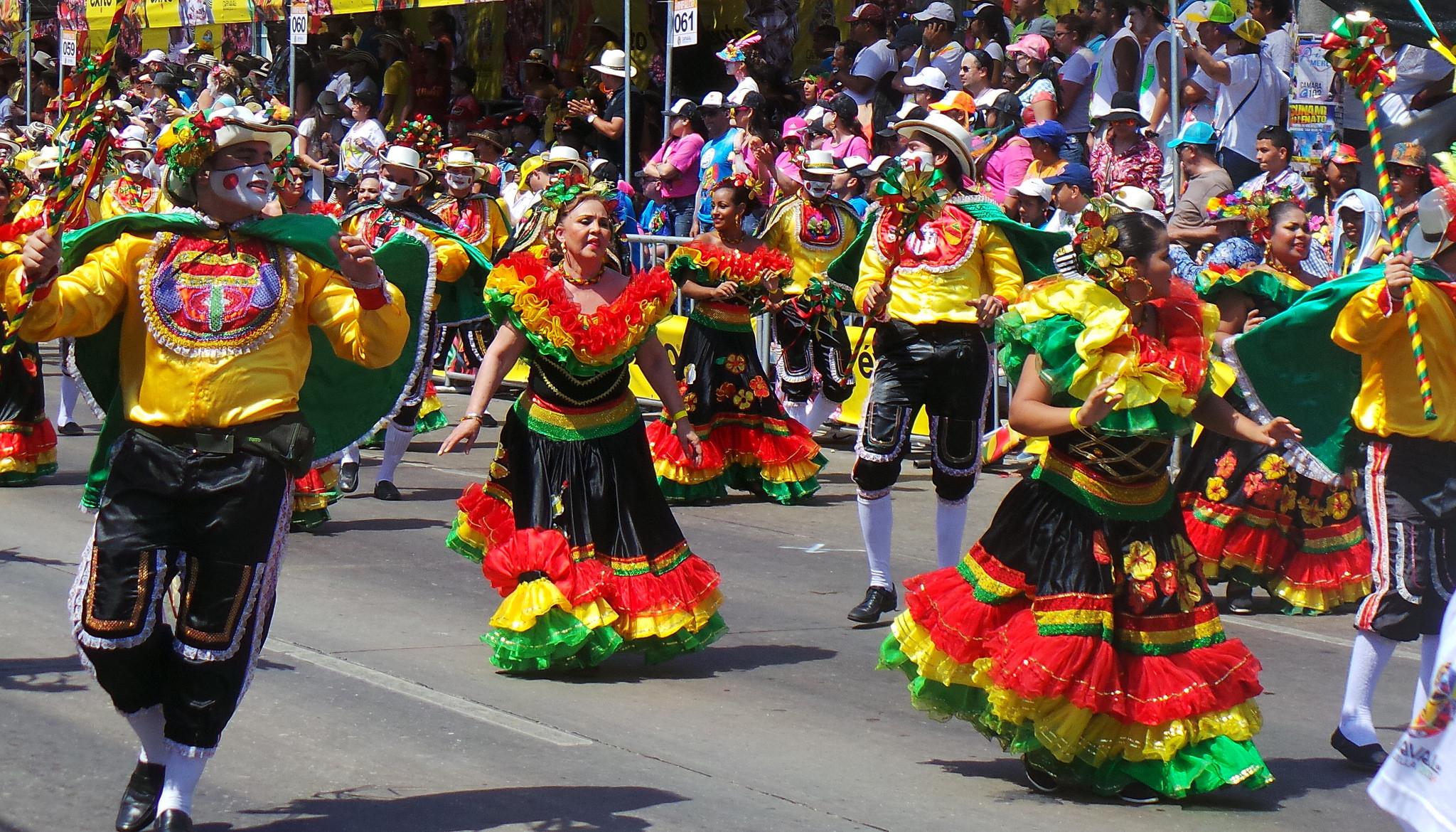 Patrimonio Cultural Del Carnaval De Barranquilla Daytours4u