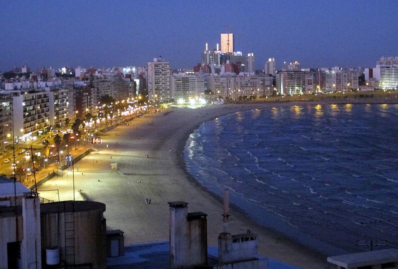 Montevideo - Guía de Playas en Uruguay