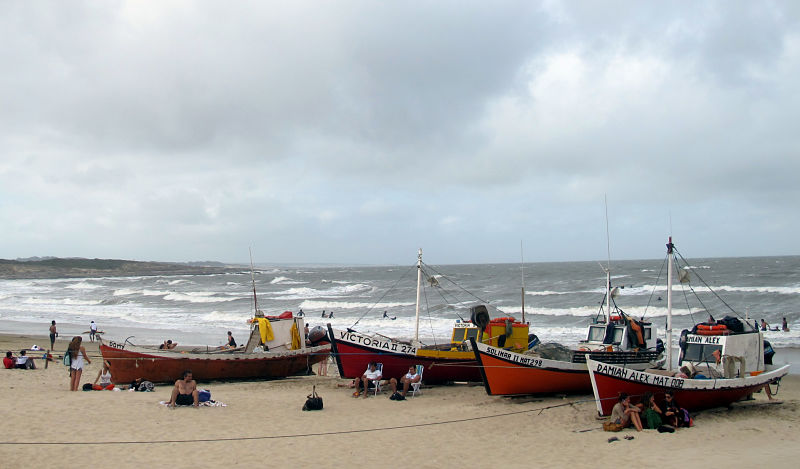 Best beaches in Uruguay: Punta del Diablo