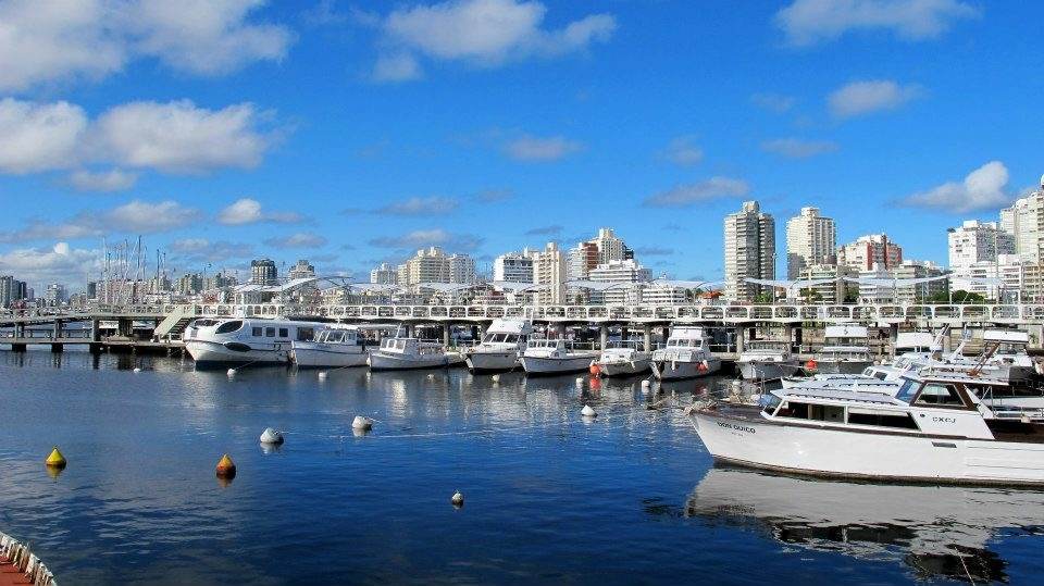 Punta del Este. Best beaches in Uruguay