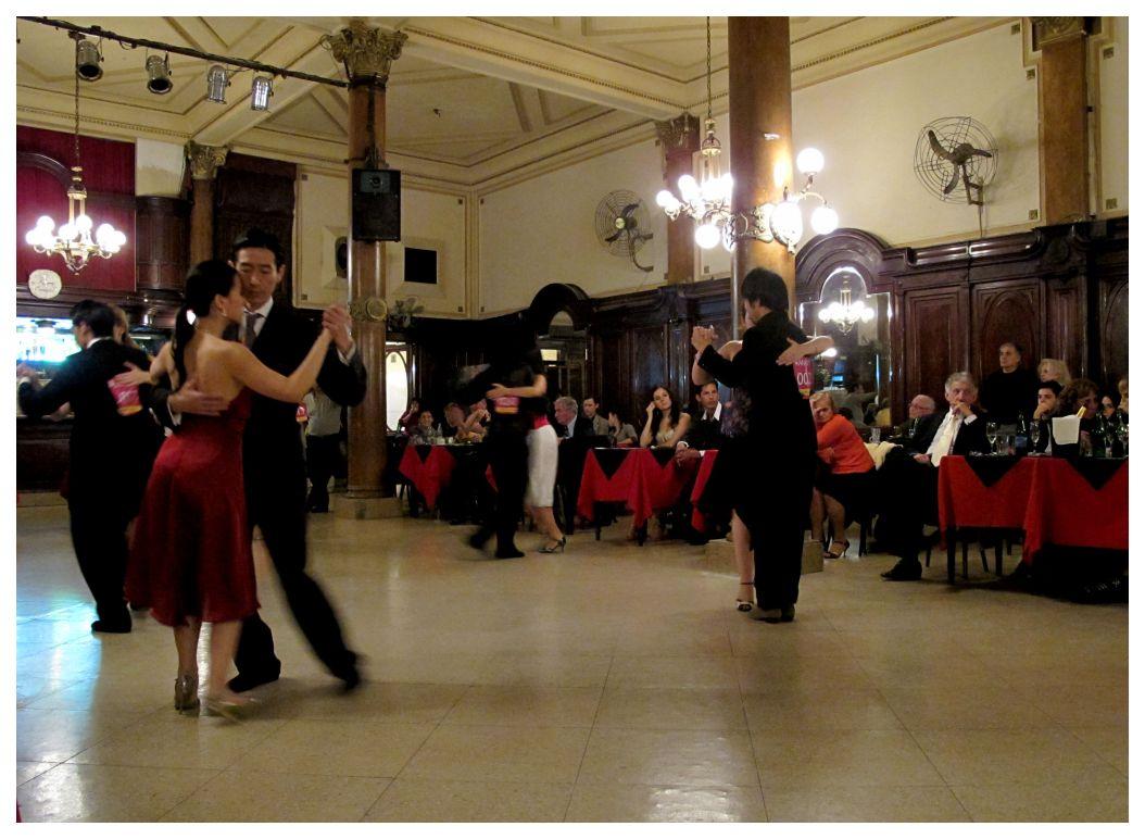 templo do tango em buenos aires