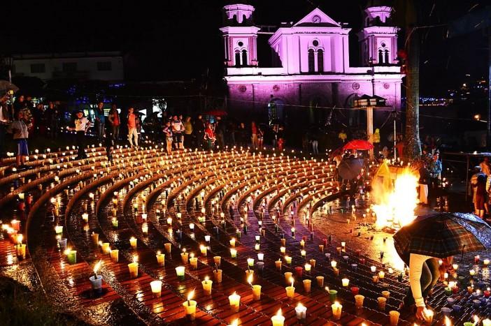 Noche de las Velitas | colombia4u
