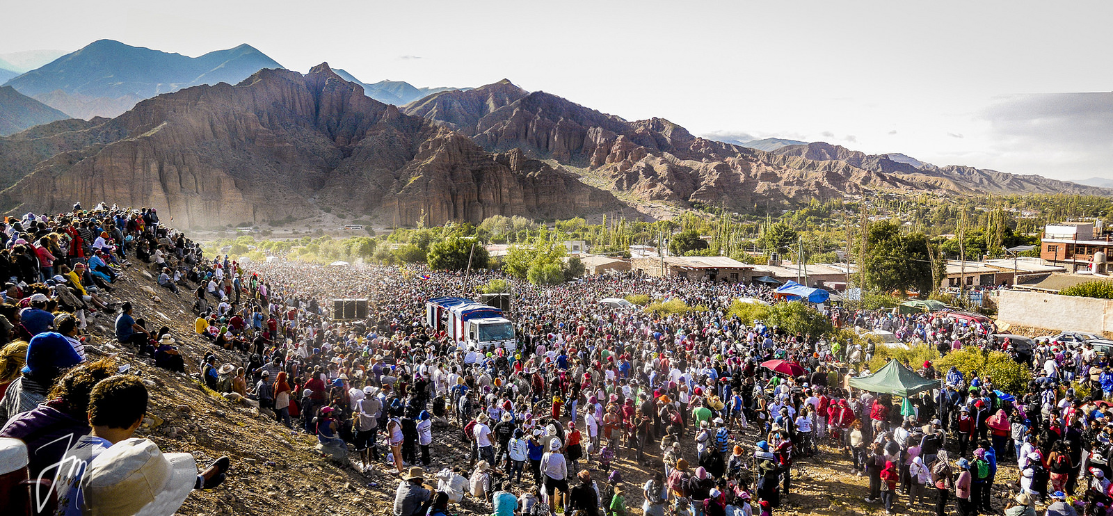 Todas As Cores Da Argentina No Carnaval Da Quebrada De Humahuaca Daytours4u