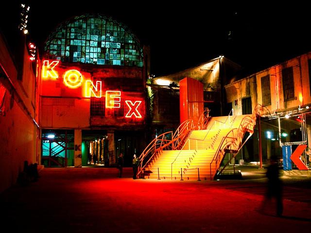 Le Konex-Une grande salle de concert en plein air !