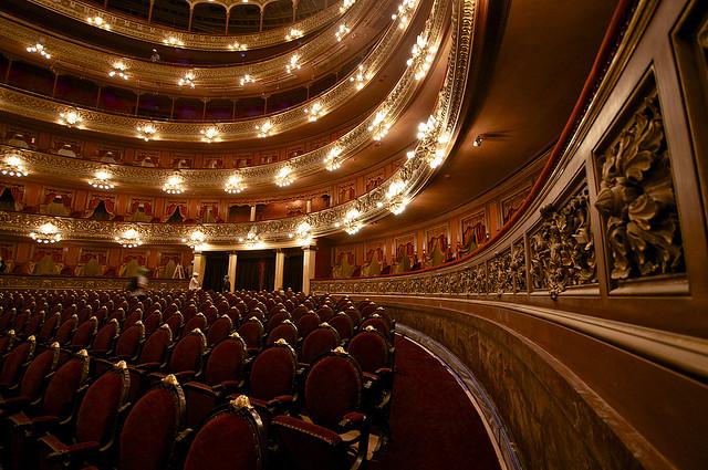 L'une des 5 plus belles maison d'Opera du monde !