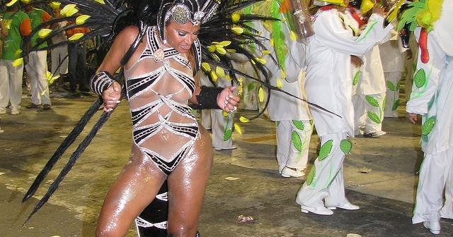 Défilés incroyable des écoles de Samba !