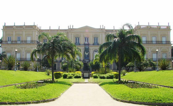 Parc Rio : Parc historique très agréable riche en culture