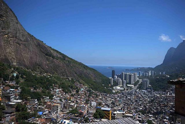 Une des Favela de Rio : Santa marta, mais laquelle choisir ?