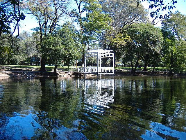 Le Parc Sarmiento, le poumon vert proche du centre de Córdoba