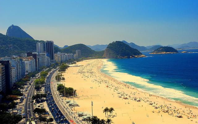 Top 10 des Plages de Rio de Janeiro