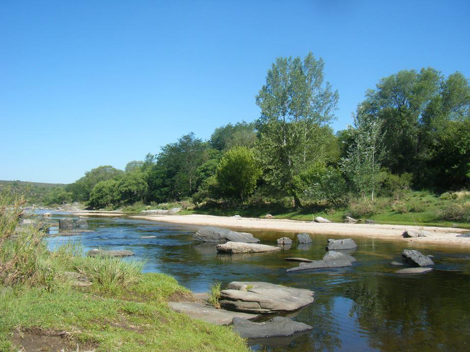 Le Rio Yuspe, idéal pour piquer une tête!
