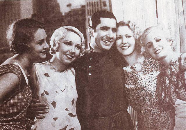 souvenirs d'argentine - Carlos Gardel - tango
