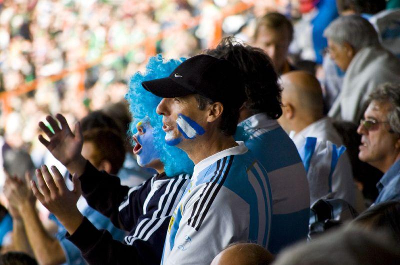 souvenirs d'argentine - maillot de football