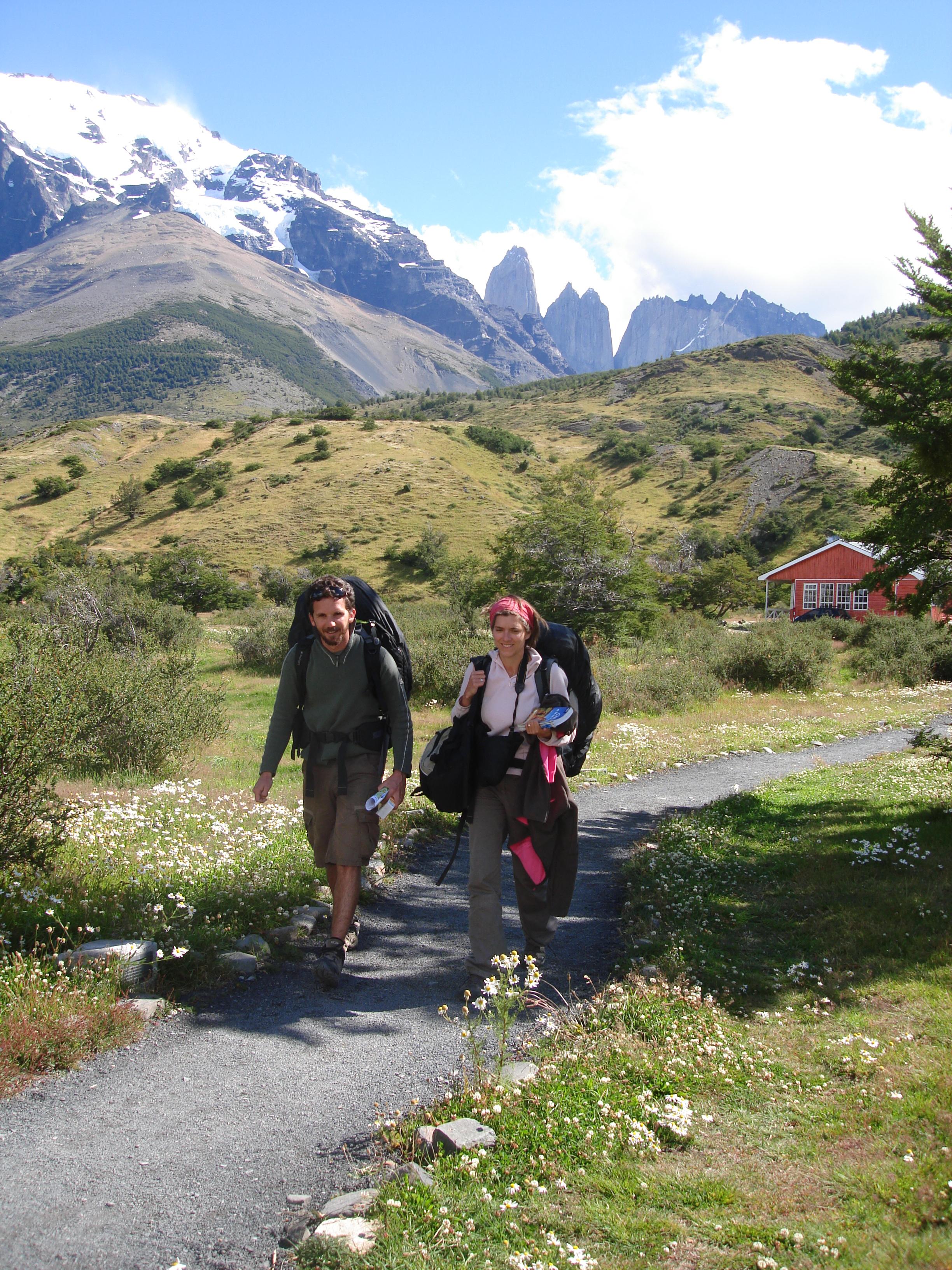 Torres del Plaine - Patagonie
