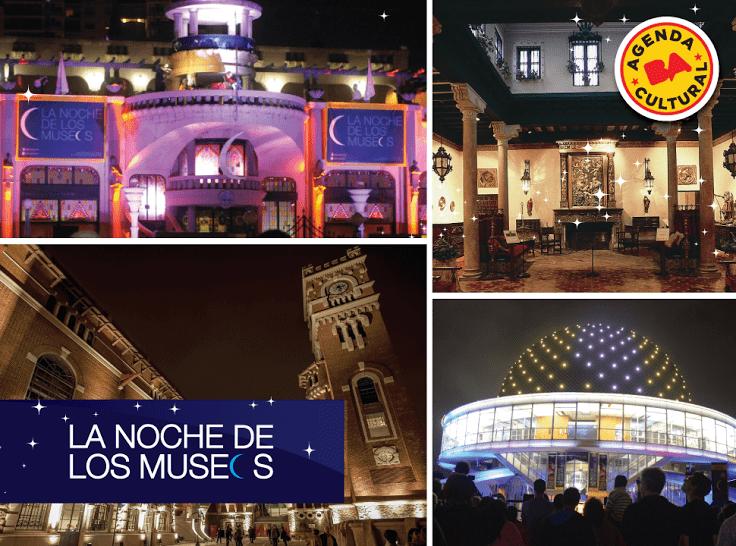Nuit des Musées à Buenos Aires: profitez d'une nuit culturelle sans dépenser un sous / source