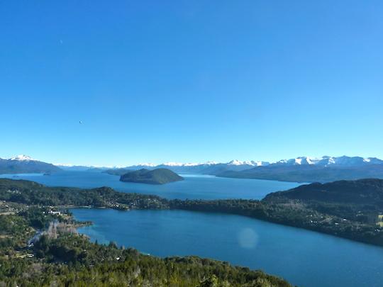 Vues des montagnes et des lacs grâce au Petit Circuit de Bariloche / Argentina4u