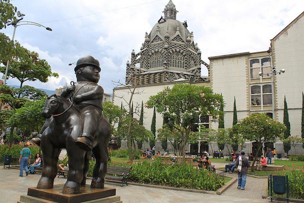 Place Botero, Medellin | Colombia4u