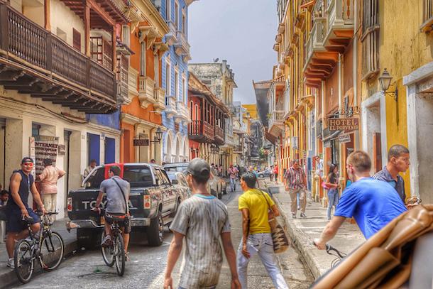 Parcourez la Colombie en toute sécurité avec quelques règles de base / Source